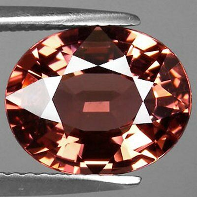 Natural Gem TCW 4.87 CT TOP AAA FANTASTIC OVAL MALAIA GARNET = BGL CERTIFIED