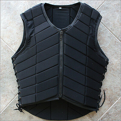 Hilason Adult Safety Equestrian Eventing Protective Protection Horse Riding Vest