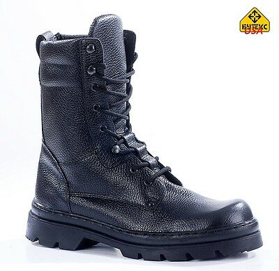 """Authentic Russian SWAT Urban Assault Tactical Boots """"SIGMA 102"""" by BYTEKS."""