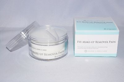 Blink Protein, Make-up remover Pads for Eyelash Extensions x50 pads oil free