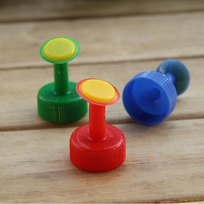5pcs Plant Watering Attachment For Bottle (For Soft Drink Bottle) Gardening Tool