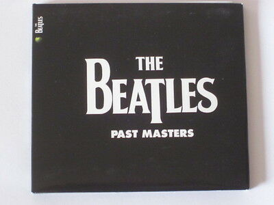 The-Beatles - Past-Masters  -2Cd-Album-Set - Remastered