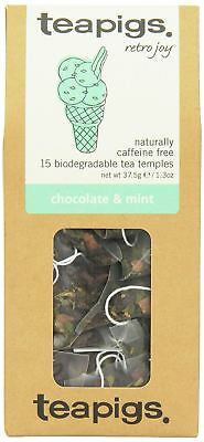 Teapigs Chocolate and Mint - 15 Bags