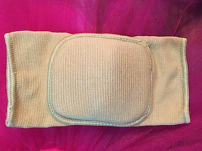 Dance Knee Pads Beige for Acro and Dancing 1 pair and BULK orders available