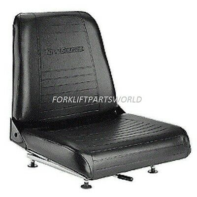 New Universal Vinyl Forklift Seat Cheap Freight