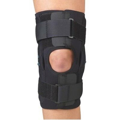 2f2aff13c8 3M TRU-FIT NEOPRENE Blend Standard Knee Support Brace (Black, Small ...