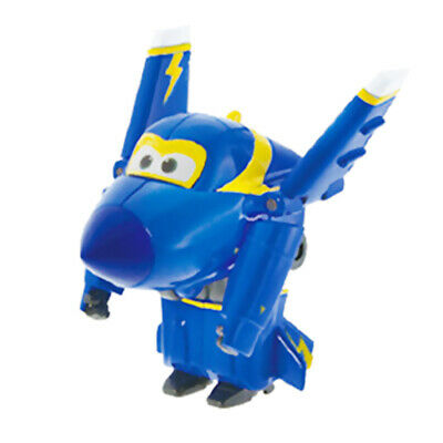 Super Wings MINI JEROME Transformer Robot Toy Smart Airplane Superwings