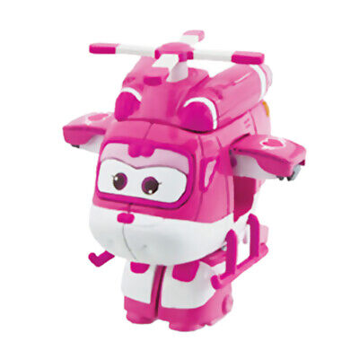 Super Wings MINI DIZZY Transformer Robot Toy Smart Airplane Superwings