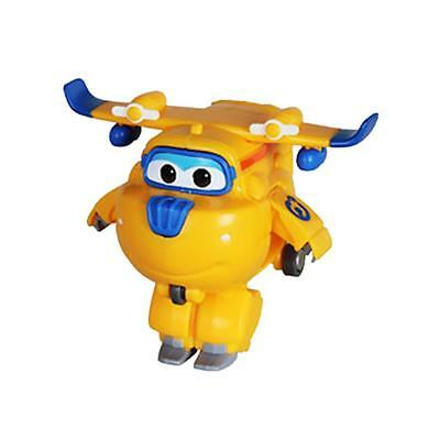 Super Wings MINI DONNIE Transformer Robot Toy Smart Airplane Superwings