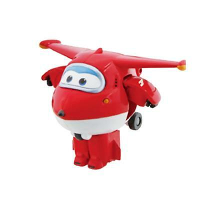Super Wings MINI JETT Transformer Robot Toy Smart Airplane Superwings