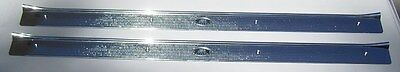 1971-1975 Buick Door Sill Plates (Pair) | Aluminum Step Plates | DS715