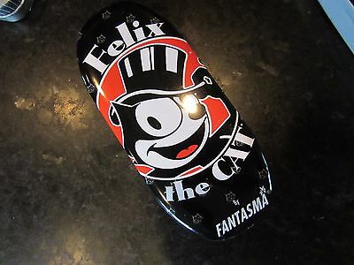 Felix the Cat Watch Box METAL BOX ONLY Used Fantasma Brand