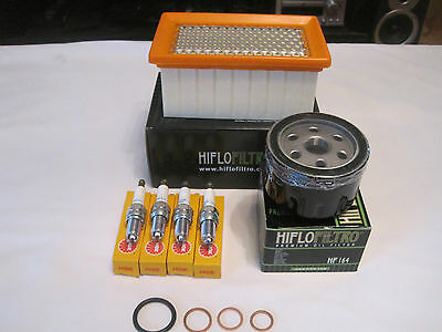 BMW R1200GS/R1200RT/R1200R oil filter / air filter/ spark plugs/sealing washers