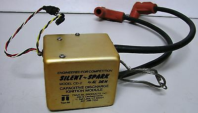 Silent~Spark Capacitive Discharge Ignition Module For Rc Engines Used