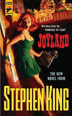 Joyland by Stephen King (Paperback, 2013) New Book RRP£7.99