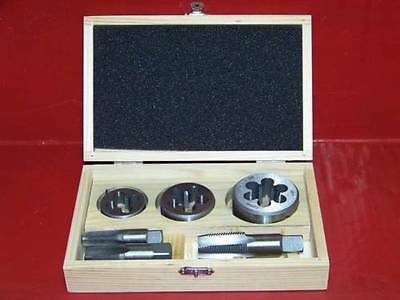 6 piece Tap and Die Set - New - LOCAL PICK UP IN MARKHAM ONLY