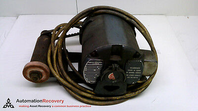 General Electric  5Kh36Fg 251E With Attached Part Pulley And Belt, #219682