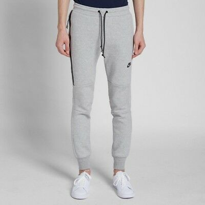 52e31e62c019 545343-066) MEN S NIKE Tech Fleece Pants Grey black -  75.00