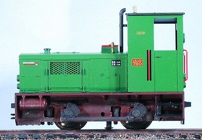 Fleischmann Magic Trains On30 Diesel Locomotive CK-119