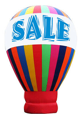 New 6m Advertising Hot-Air-Balloon 19.7Foot Inflatable Ballon Big Sale CA Seller