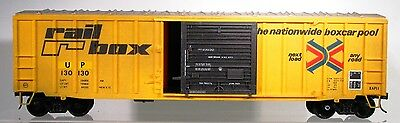 Weaver O Scale (1/48) 50' UP Railbox Car 1600-18