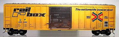 Weaver O Scale (1/48) 50' UP Railbox Car 1600-15