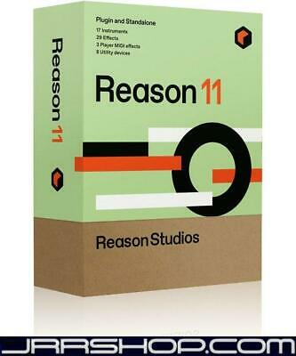 Propellerhead Reason 10 Upgrade from Essentials / Adapted / Limited eDelivery JR