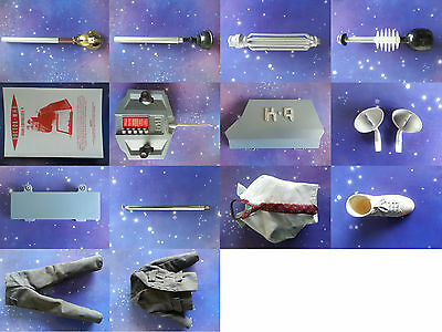 "Doctor Who Spare Parts Accessories 12"" 15"" 18"" Remote Controlled Toys Figures"