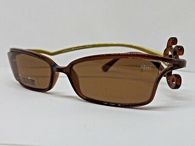 occhiali da sole VISTA FRAME EYEWEAR ITALY glasses exalt cycle exfrizz LUNETTES