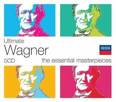 Various Artists - Ultimate Wagner / Various [New CD] Boxed Set