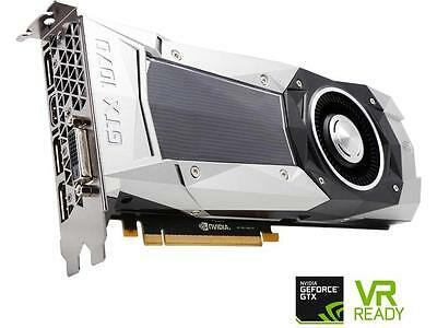 ZOTAC GeForce GTX1070 GDDR5 8GB DirectX-12 Founders Edition