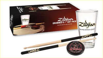 Zildjian Drummer s Gift Pack (bacchette 5AWD+pad+bicchiere) - LIMITED EDITION