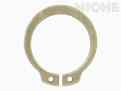 Snap Retaining Ring External Heavy Duty 1-1/2 Spring ZY (5 Pieces)