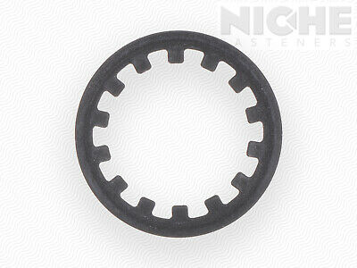 Push-On External Reinforced Retaining Ring 3/4 Steel Phos (100 Pieces)