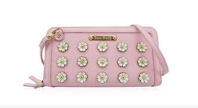 Quality Ladies Womens Girls Large Designer 3D Flowers Clutch Purse New Pa275