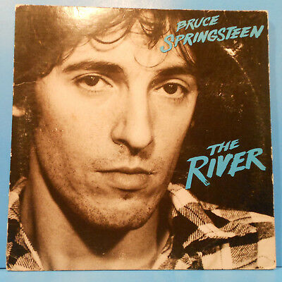 Bruce Springsteen The River 2X Lp 1980 Original Press Great Condition! Vg+/Vg!!A