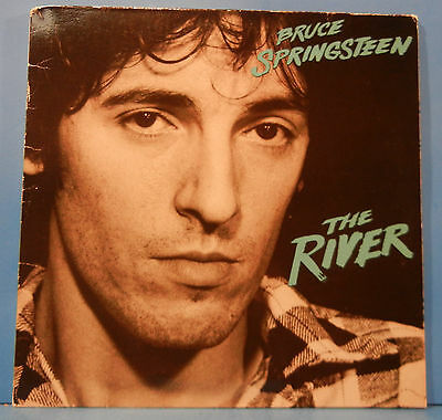 Bruce Springsteen The River 2X Lp 1980 Original Great Condition! Vg++/Vg+!!B