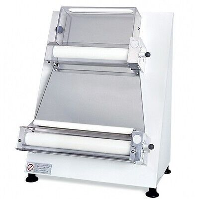"Pizza Dough Roller Sheeter 16"" (40Cms)  With 2 Pairs Of Parallel Rollers 16"""