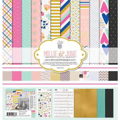 Fancy Pants - MILLIE & JUNE - Collection Kit