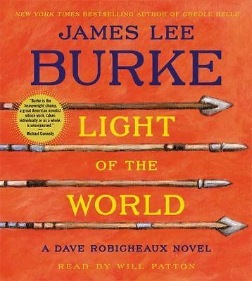 Light of the World by James Lee Burke (Audiobook 7 CD)  NEW