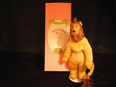 Paradise Galleries The Cowardly Lion Porcelain Doll