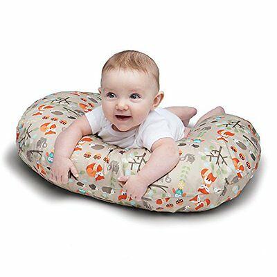 Boppy Pillow Covers Pillow Slipcover Classic Fox Forest/Tan