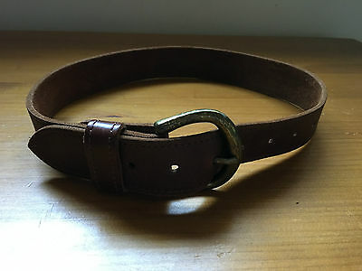"""just Jeans Size 8/78 Ladies Leather Belt"""