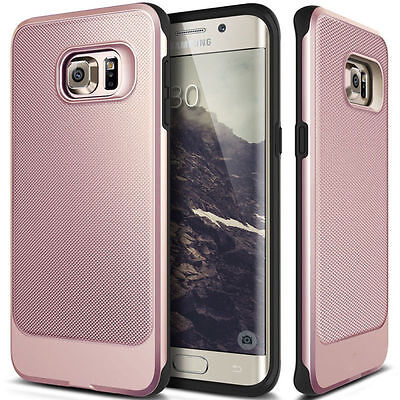 Housse Etui coque cover gel Silicone Rigide pour Samsung Galaxy S6 S7 Edge + S8