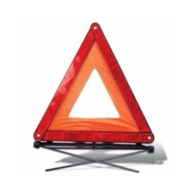 Red Warning Triangle Reflective Foldable Road Emergency Warning Sign Car Safety