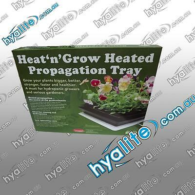 Heat'n'grow Single Heated Propagation Tray With No Thermostat