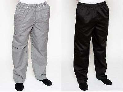 Chef Pants - Drawstring - Brand New