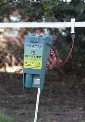 Fenceman DP350B Plus Digital Electric Fence Battery Energiser