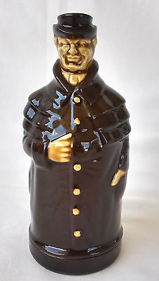 Rare Unique Vintage Ceramic Figural Hidden Cigarette/Candy Holder