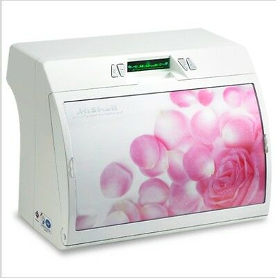 Mishell Cosmetic Refrigerator 9 L AME 0106WR Silent Design & Smart Temp Control